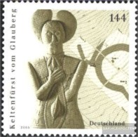 FRD (FR.Germany) 2436 (complete.issue.) Fine Used / Cancelled 2005 Archeology Keltenfürst Glauberg - [7] République Fédérale