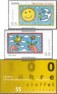 FRD (FR.Germany) 2662,2663,2664 (complete Issue) Fine Used / Cancelled 2008 Europe, Post, Blindenmission - Used Stamps