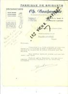 31 - Haute-garonne - TOULOUSE - Facture BONHOMME - Fabrique De Briquets – 1946 - REF 27D - 1900 – 1949