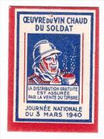 Journée : Oeuvre Du Vin Chaud 3 Mars 1940 (PPP1036) - 1939-45