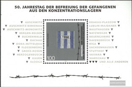 FRD (FR.Germany) Block32 (complete.issue) Unmounted Mint / Never Hinged 1995 Concentration-Liberation - Blocchi
