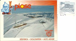 EORES  BRESSANONE  BOLZANO  Rifugio Plose  Nice Stamp - Bolzano