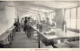 CALAIS     Industrie Tulliere - Fabrication Des Boites - Calais
