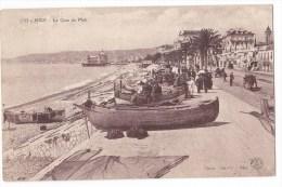 NICE - Le Quai Du Midi.. Carte Rare - Nice