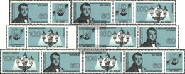 FRD (FR.Germany) WZd9-WZd14 (complete Issue) Unmounted Mint / Never Hinged 1991 Weltgaskongress - Zusammendrucke
