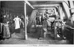 CALAIS    Industrie Tulliere - Le Wapage - Moulin A Chaine - Calais