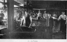 CALAIS     Industrie Tulliere - La Teinture - Calais