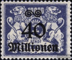 Gdansk 172 Unmounted Mint / Never Hinged 1923 Supplementary Issue - Danzig