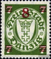 Gdansk Mi.-number.: A241 Unmounted Mint / Never Hinged 1934 Supplementary Issue - Danzig