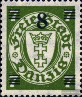 Gdansk B241 Unmounted Mint / Never Hinged 1934 Supplementary Issue - Danzig