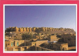 Jaisalmer Fort, Maldives, Posted With Stamp, A19. - Maldives