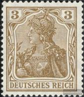 German Empire 84II A War Pressure Unmounted Mint / Never Hinged 1915 Germania - Unused Stamps