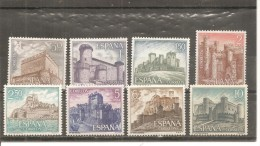 España/Spain-(MNH/**) - Edifil  1809-16  - Yvert  1468-75 - 1931-Hoy: 2ª República - ... Juan Carlos I