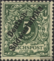 German-Southwest 6 With Hinge 1898 Print Edition - Colony: German South West Africa