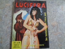 Lucifera N°15 Elvifrance - Erotique (Adultes)