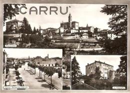 294/FG/15 - CUNEO - CARRU' - Vedutine - Cuneo