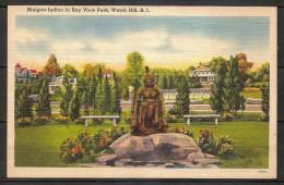 United States - Ninigret Indian,Rhode Island - United States