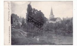 Valkenburg - Groet Uit - Zicht Op R.K. Kerk En Omgeving - Valkenburg