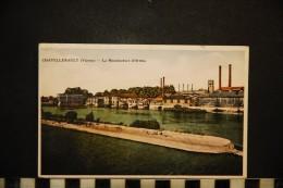 CP, 86, CHATELLERAULT La Manufacture D'Armes Voyagé En 1934 - Chatellerault