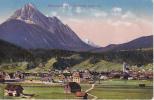 AK Mittenwald Mit Wetterstein - Ca. 1920  (15719) - Mittenwald