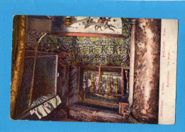 BETHLEHEM-Lacrèche  -a Voyagé En1916-édition  Terzis Beyrouth - Palestine