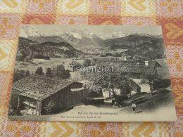 Auf Der Au Bei Berchtesgaden Gasthaus Au Germany - Ohne Zuordnung