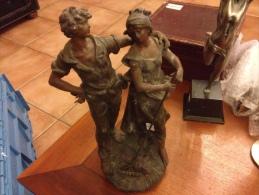 Regule Signez L&F Moreau - Bronzes
