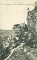 46 - ROCAMADOUR - Vue Du Chemin Des Templiers - Rocamadour