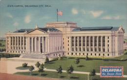 Oklahoma Oklahoma City State Capitol Building