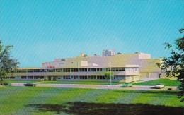Oklahoma Fort Sill Snow Hall