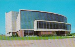 Oklahoma Lawton McMahon Memorial Auditorium