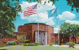 Oklahoma Bartlesville Woolaroc Museum Frank Phillips Ranch