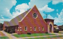 Oklahoma Cordell Methodist Church