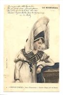 Cp, Folklore, La Normandie, Coiffes D'Hier, Bois D'Ennebourg - Costumi