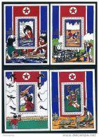Korea 1979, SC #1878-81, Specimen, S/S, Int. Year Of Children - Otros