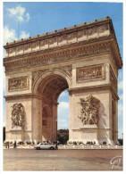 (299) France - Paris Arc De Triomphe - Monuments