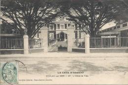 SOULAC SUR MER - 33 -   -  L'Hotel De Ville - ENCH175 - - Soulac-sur-Mer