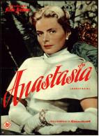 """Illustrierte Film-Bühne  -  """"Anastasia""""  -  Mit Ingrid Bergman  -  Filmprogramm Nr. 3650 Von Ca. 1956 - Magazines"""