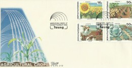South Africa Bophuthatswana 1988 Agricultural Crops FDC - Bophuthatswana