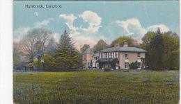 HYLSBROOK HOUSE, LANGFORD - Angleterre