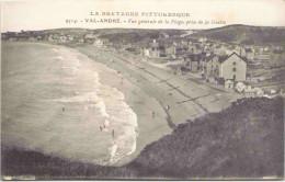 VAL-ANDRE - Vue Générale De La Plage, Prise De La Guette - Sonstige Gemeinden