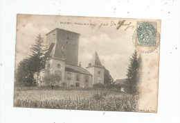 Cp , 69 , BEAUJEU , Château De La Tour , Voyagée 1904 - Beaujeu