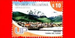 ARGENTINA - Usato - 2008 - Ushuaia - Tierra Del Fuego - $ 10.00 - Argentina
