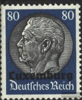 Luxembourg (German.cast.2.world.) 15 Unmounted Mint / Never Hinged 1940 Hindenburg - Besetzungen