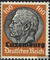 Luxembourg (German.cast.2.world.) 16 Unmounted Mint / Never Hinged 1940 Hindenburg - Besetzungen