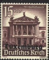 Luxembourg (German.cast.2.world.) 39 Unmounted Mint / Never Hinged 1941 Winter Relief - Besetzungen