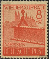 Meissen 37 Unmounted Mint / Never Hinged 1945 Reconstruction - Stamps