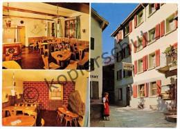 ST. NIKLAUS VS Hotel Restaurant Walliser Keller, Fam. J. Lagger-Fux - VS Valais