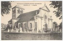 21 - ARGILLY - L'Eglise - France