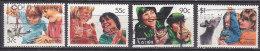PGL CN678 - AUSTRALIE AUSTRALIA Yv N°1029/32 - 1980-89 Elizabeth II